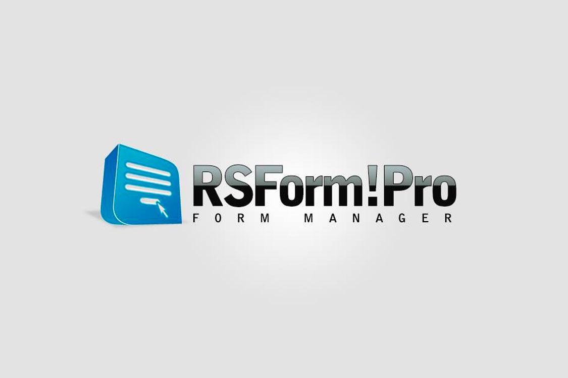 RSForm!Pro: il componente per tutti gli sviluppatori web Joomla