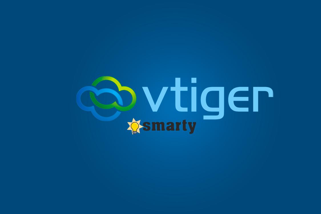 SMARTY: Esempi strutturali delle schede di dettaglio dei moduli di vTiger