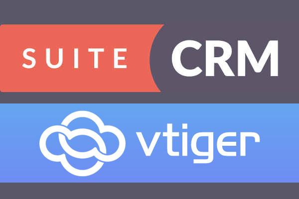 Comparazione tra SuiteCRM e Vtiger