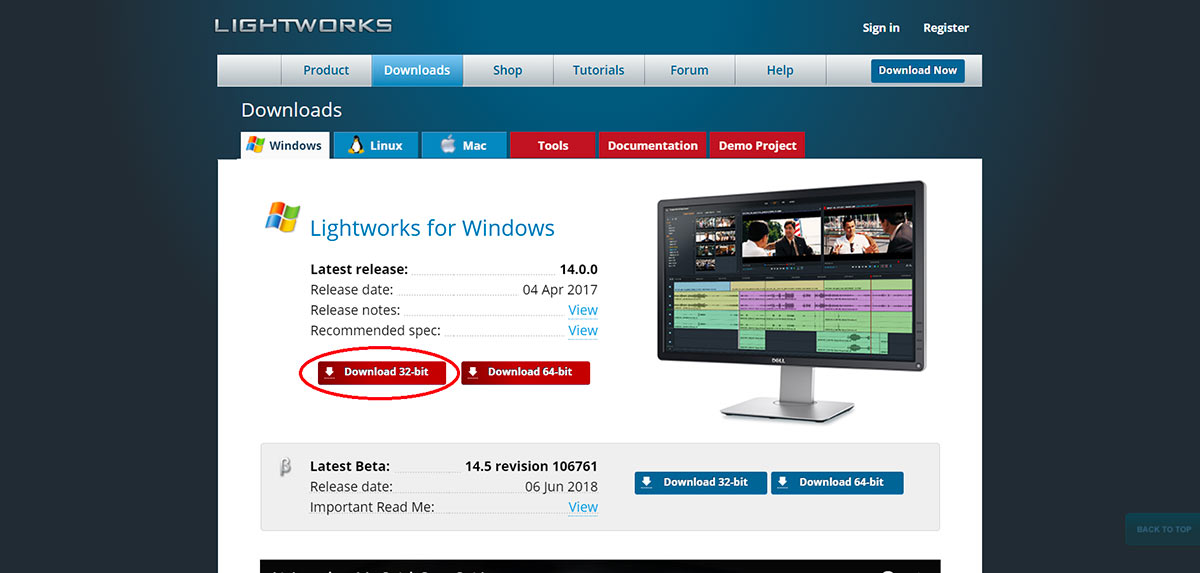 lightworks web