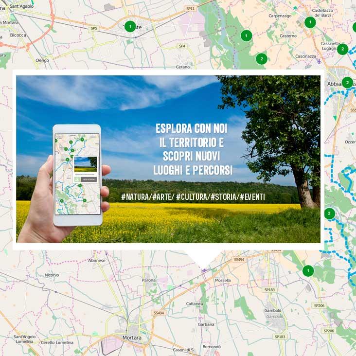 Realizzazione portale turistico ilpiedeverde.it